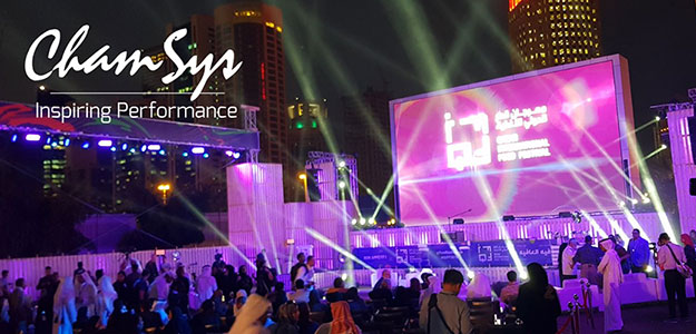 ChamSys na Qatar International Food Festival 2018