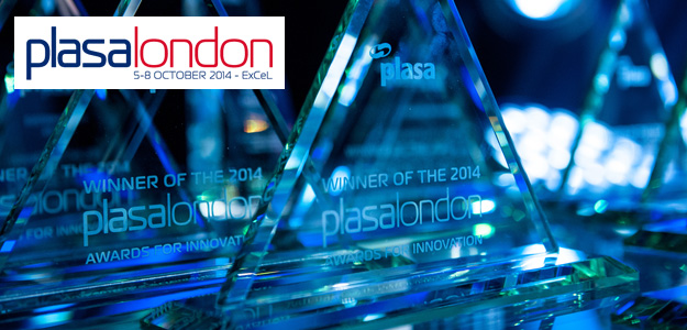 PLASA 2014 Awards for Innovation - Sprawdź kto wygrał