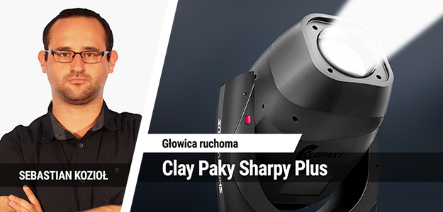 TEST: Clay Paky Sharpy Plus
