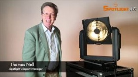 Spotlight - Thomas Nell introduces the DMX motorized ARC System by Spotlight